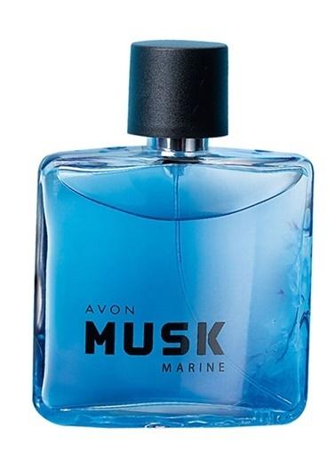 Avon Musk Marine Erkek Parfüm 75 Ml Edt Renksiz